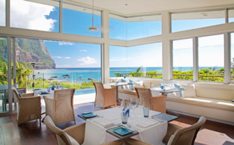 Lord Howe Island Capella restaurant