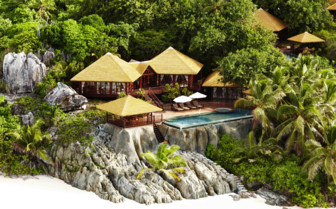 Fregate Island Villa