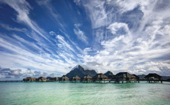 Four Seasons Bora Bora overview