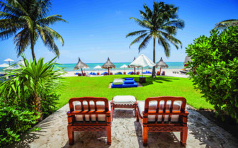Garden View at the Belmond Maroma Resort & Spa