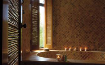 Deluxe Bath at the Belmond Maroma Resort & Spa