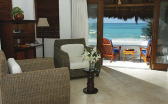Villa at the Belmond Maroma Resort & Spa