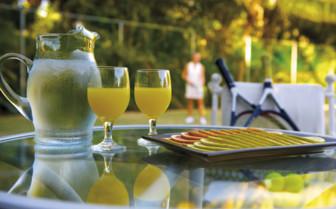 Breakfast at the Belmond Maroma