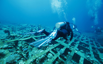 Diving in Grenada