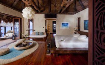 Overwater Villa at Laucala Island