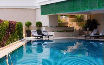Ritz Carlton Pool