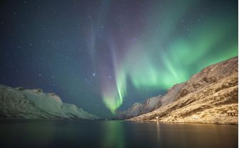 northern Norway lights