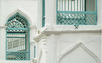 Old House in Muscat, Oman