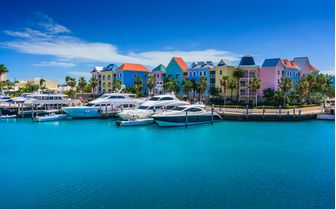 Houses in Bahamas