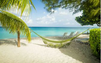 Camman Islands beach
