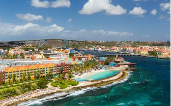 Curacao Coast view