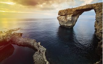 Sunset Gozo