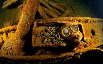 Chuck Lagoon Wreck
