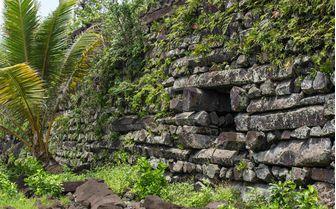 Nan Madol Ruins, Micronesia