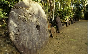 Stone Money Bank, Yap
