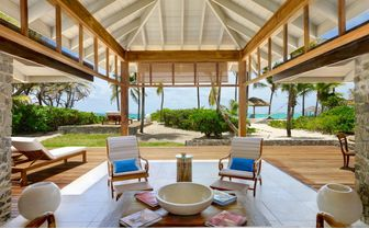 An image of Petit St Vincent Beach Front Villa