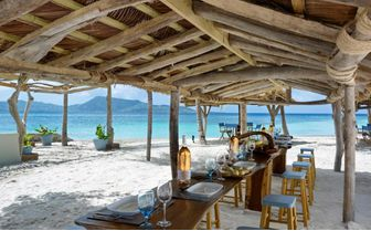 An image of Petit St Vincent Beach Bar