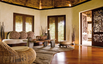 Picture of Villa Living Room at Laucala Island