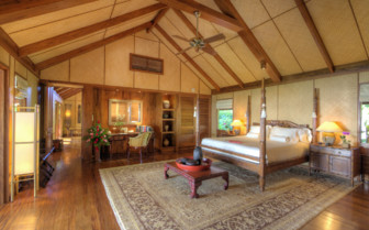 Picture of Govenors Bedroom at Wakaya Club