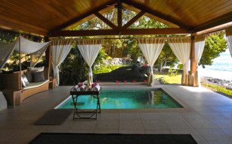 Picture of Shiatsu Pool at Wakaya Club