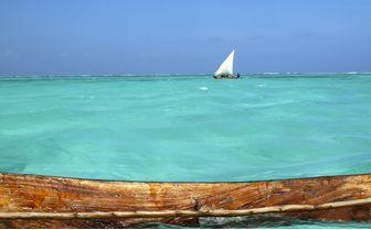 Fishing Boat, Tanzania