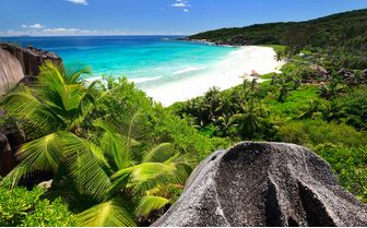 Grand Anse La Digue, Seychelles