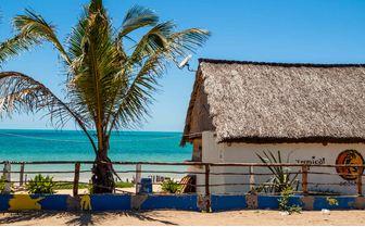 Beachfront Hut