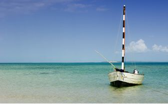 Dhow in Water