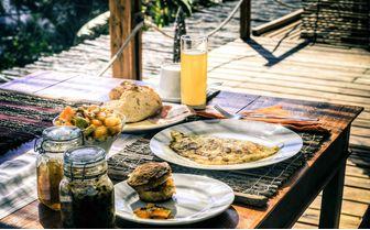 baia breakfast