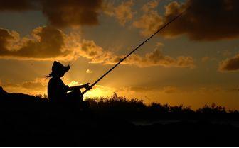 tofo fishing sunrise