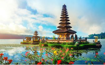 Water Temple, Indonesia