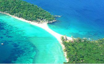 Cinque Island, India