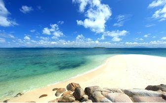Pristine Similan Islands Beach, Western Thailand