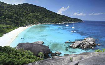Similan Islands Beach Cove