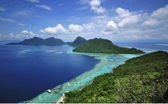 Sabah Islands, Borneo