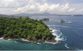 Papagayo Peninsula Aerial