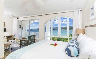 Mount Cinnamon Resort suite