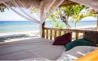 kalimaya beach bed