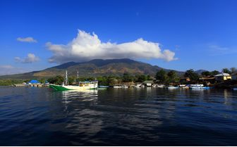Alor Island, Indonesia