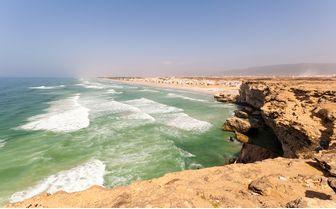Coast landscape