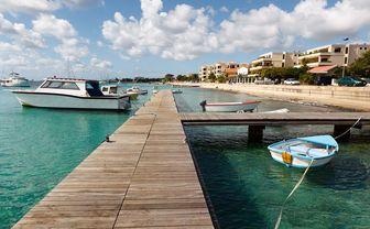 Bonaire port