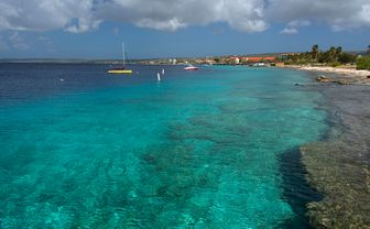 Bonaire sea