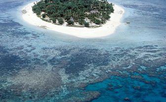 Fiji treasure island