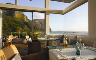 Capella Restaurant at Capella Lodge