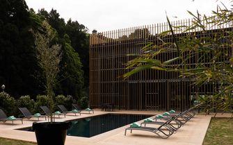 Furnas Boutique Hotel pool