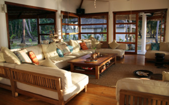 Picture of the Lounge at Ariara Island