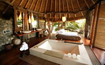 Picture of Villa Bathroom, North Island