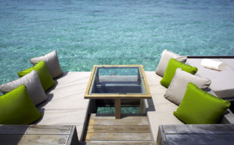 Picture of Water Villa Deck, Six Senses Resort Laamu