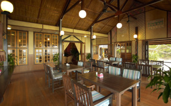 Picture of Restaurant at Lankayan