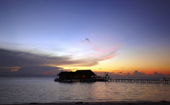 Picture of Lankayan at Sunset